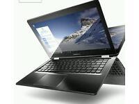 "Lenovo YOGA 500 Convertible Laptop, AMD A8, 8GB RAM, 1TB, 14"", Black, good for gaming"