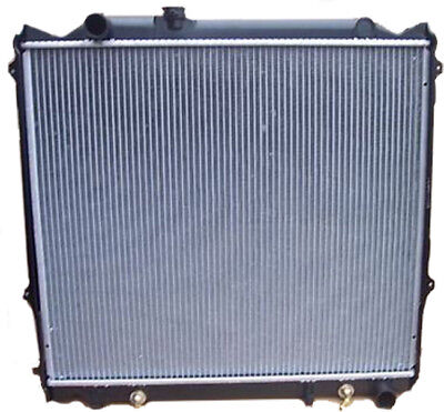 Radiator Assembly Automatic For Toyota Hilux Surf KZN185 3.0TD (8/00-9/02)