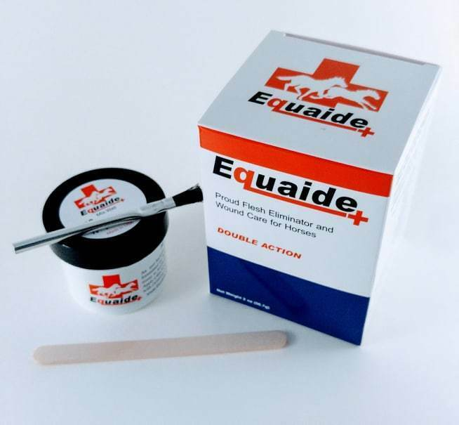 Equaide Solution  2oz jar - Veterinarians Choice for Proud Flesh