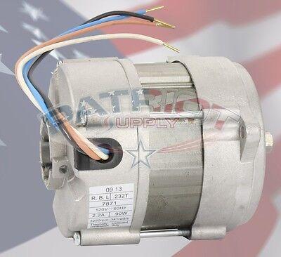 New Oem Riello Oil Burner Motor 3005843 C7001034 7001034 For F3 F5 F10