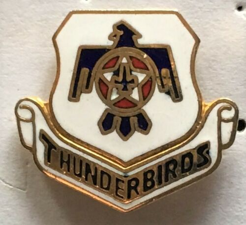 Vintage USA Air Force Thunderbirds Enamel Pin