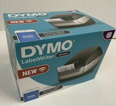 Dymo Labelwriter Wireless Direct Thermal Label Printer Barcode Wi-fi Up To 2.44