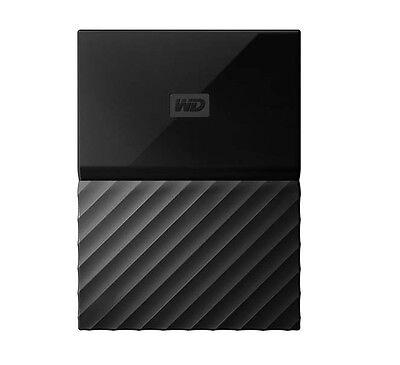 Western Digital WD My Passport 3TB External Secure Hard Drive USB 2.0/3.0 NEW!