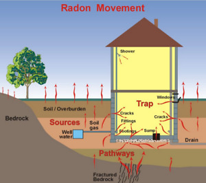 Radon Testing, Mold Testing, Odor Removing Indoor air Quality