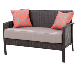 Brand New Hampton Bay Outdoor Couch and Coffee Table