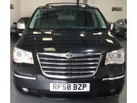 URGENT Sale: Chrysler Grand Voyager limited edition fully loaded best MPV