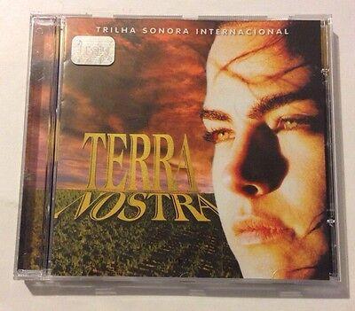 Terra Nostra   Banda Sonora Soundtrack Cd 2002 14Trk Music Cd