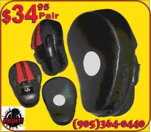 FOCUS PADS, GREAT QUALITY, 50%OFF (905) 364-0440 WWW.FIGHTPRO.CA