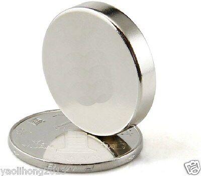 Big N50 Disc 22 X 5 Mm Neodymium Permanent Super Strong Magnets Rare Earth