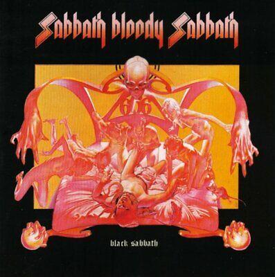 BLACK SABBATH Sabbath Bloody Sabbath Vinyl LP NEW & SEALED