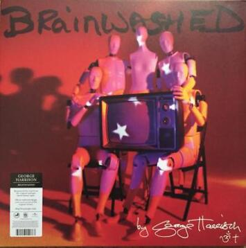 LP nieuw - George Harrison - Brainwashed