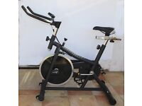 Brand new and fully assembled exercise bike.