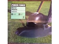 Electric hover mower Brand new still boxed