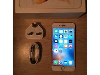 iPhone 6s 16gb gold boxed all networks apple warranty