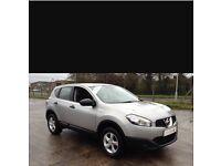 Nissan QASHQAI +2 Acenta 1.6, 5 doors, 7seater
