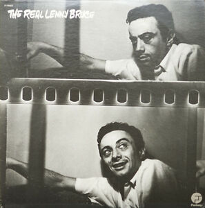 The Real Lenny Bruce (2 × Vinyl, LP, Compilation)