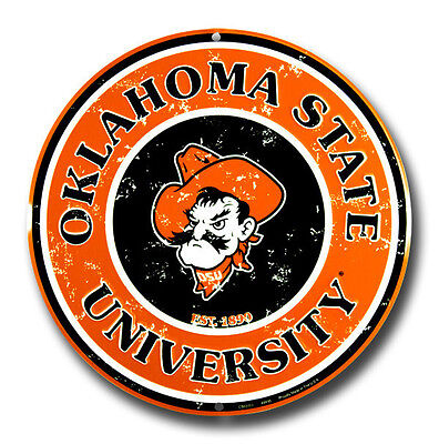 OKLAHOMA STATE COWBOYS 12
