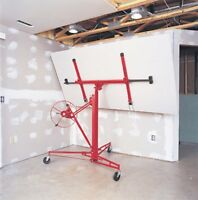 HEAVY DUTY DRYWALL LIFT FOR RENT OR SALE. CALL/TEXT 403-988-6606