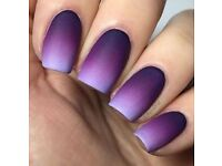 FREE ACRYLIC NAIL EXTENSIONS by trainee nail technician