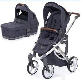 ABC Design Mamba Plus Pushchair and Carrycot - Street (Brand New)