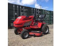 Countax Diesel D18-50 ride on mower garden tractor