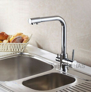 kitchen sink faucet mixer tap with pure drink water supply spout 31