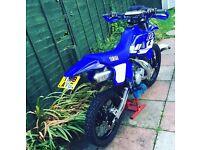 Yamaha Dt 125 DTR NOT WR RM YZ KX