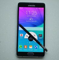 Brand New Condition Black 32Gb Unlocked Samsung Galaxy Note 4