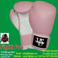 BOXING GLOVES FOR LADIES, COME TO FIGHT PRO FOR FREE TRYING