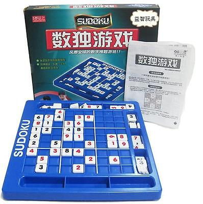 Sudoku Speed Dial Sudoku Game Education Puzzle Toys Table Board Game Portable ()