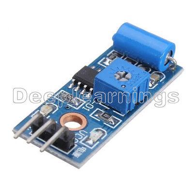 10pcs Sw 420 Motion Sensor Module Vibration Switch Alarm Sensor For Arduino