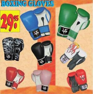 BOXING GLOVES (GRADE A LEATHER LIT MATERIAL) 12OZ, 14OZ, 16OZ, SPECIAL DISCOUNT 4 CLUBS (905) 364-0440 WWW.FIGHTPRO.CA