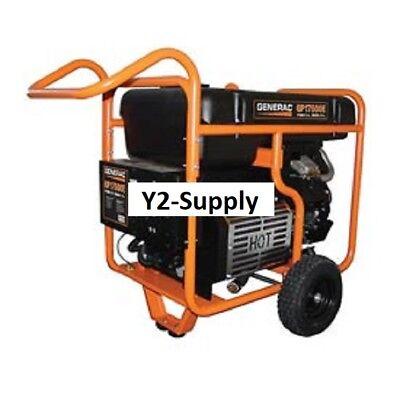 New Generac 17500w Portable Generator-electric Start