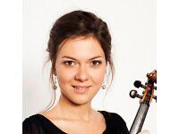 Violin Teacher in Kensal Rise - all levels