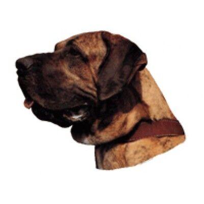 4 Aufkleber Fila Brasileiro Hunde Hund Tieraufkleber