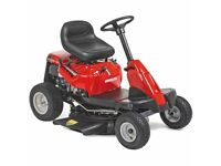 Lawnflite Mini Rider sit on lawn mower