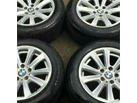 BMW 17 inch Alloy wheels