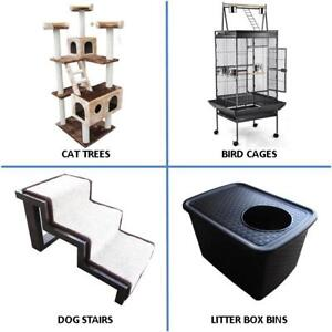 CAT TREES | BIRD CAGES | DOG STAIRS | LITTLEWHISKERS