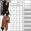 Women-Overcoat-Woolen-Trench-Coat-Ladies-Peacoat-Winter-Long-Jacket-Outwear thumbnail 3