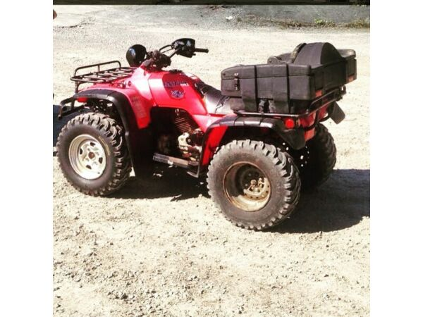 Used 1998 Honda 300 Fourtrax