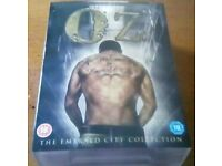 Complete box set of OZ, THE EMERALD CITY COLLECTION (as new)