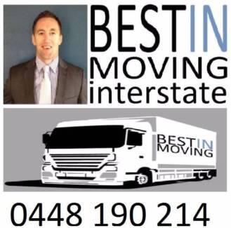 BESTIN MOVING INTERSTATE Removals Backloading Melbourne To Cairns
