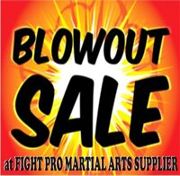 SAVE UPTO 70% OFF ON MARTIAL ARTS UNIFORMS & SUPPLIES