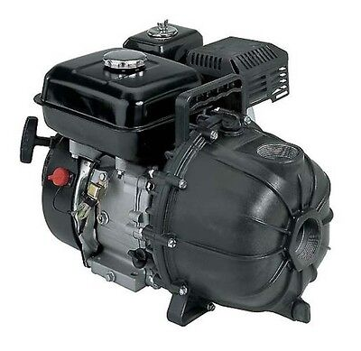 5.5 Hp Portable Gas Engine Water Pump - 141 Gpm - 58 Discharge Head Feet