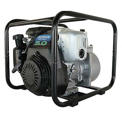 Water Pump - 2 Intakeoutlet - 5 Hp - 150 Gpm - Honda Gc Engine