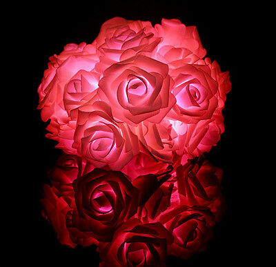 Gift For Her Home Decor Flowers Women Wedding Light Decorations Valentines Ideas