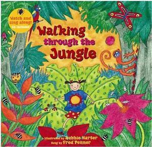 Walking Through the Jungle with Cdex von Stella Blackstone (2011, Taschenbuch)