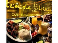 Waiters and Waitresses and Hostesses Required in East London Restaurant and Cafe