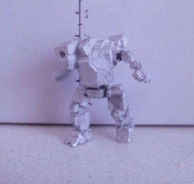 Battletech / Mechwarrior Online Hunchback AC/20 MADE OF METAL