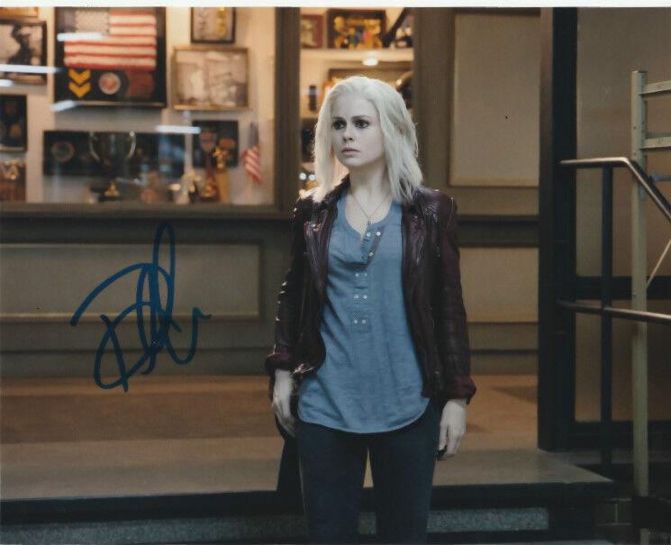 Rose McIver iZombie Autographed Signed 8x10 Photo